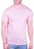 T-Shirt Με Τσεπάκι Και Τρύπες Σομών