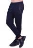 Παντελόνι φόρμας μονόχρωμο μπλε