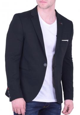 Σακάκι ανδρικό μαύρο