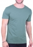 T-Shirt μονόχρωμο βεραμάν