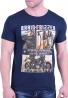"T-Shirt ""Brain Frizzer"" Blue"