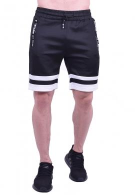 Βερμούδα αθλητική  μαύρη