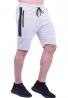 Βερμούδα αθλητική  λευκή