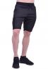 Βερμούδα Αθλητική Biker μαύρη