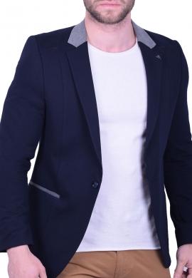 Σακάκι ανδρικό  μπλε