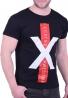 T-Shirt Με Τύπωμα Μαύρο