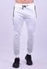 Παντελόνι φόρμας λευκό