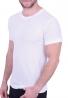 T-Shirt Μακρύ Μονόχρωμο Λευκό