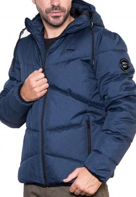 Biston μπουφάν φουσκωτό 42-201-039 μπλε