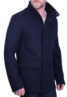 Biston παλτό 42-201-029 μπλε