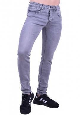 Παντελόνι τζιν γκρι
