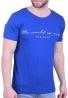 New wave Ανδρικό t-shirt με τύπωμα ρουά