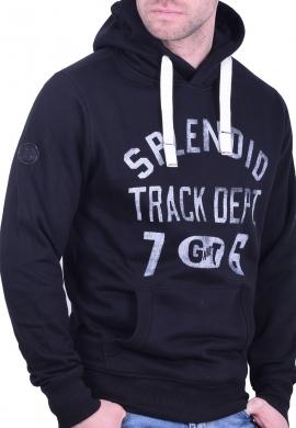 Splendid ανδρικό φούτερ 40-206-004 μαύρο