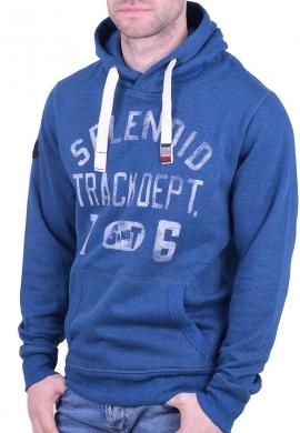 Splendid ανδρικό φούτερ 40-206-004 μπλε