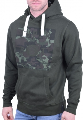 Biston ανδρικό φούτερ 40-206-007 χακί