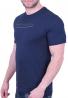 Biston t-shirt 43-206-006 μπλε