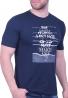 Biston t-shirt 43-206-009 μπλε