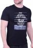 Biston t-shirt 43-206-009 μαύρο