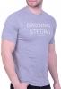 Splendid t-shirt 43-206-015 γκρι