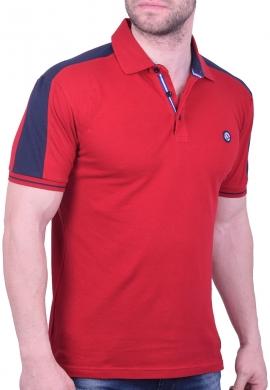 Splendid πόλο μπλούζα 43-206-030 κόκκινο