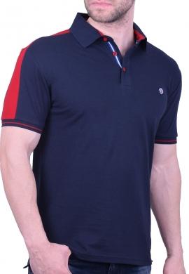 Splendid πόλο μπλούζα 43-206-030 μπλε