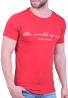 New wave Ανδρικό t-shirt με τύπωμα