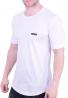T-shirt μονόχρωμο Clever λευκό