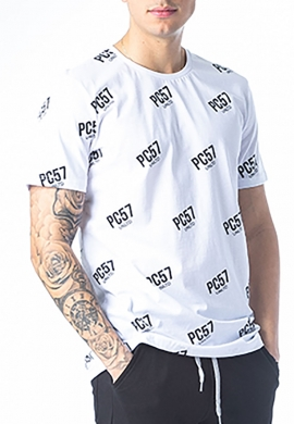 Paco & co t-shirt allover prints
