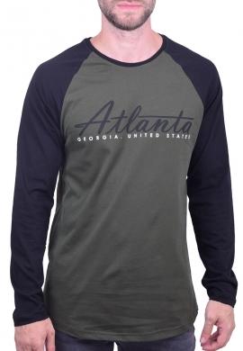 Clever 20140 μπλούζα με διχρωμία