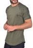 Clever 20340 T-Shirt με διχρωμία