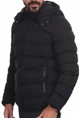 Splendid 44-201-047 ανδρικό φουσκωτό μπουφάν μαύρο