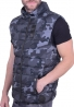 Biston αμάνικο μπουφάν παραλλαγής 40-202-003