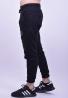 Paco & co 202606 φόρμα  βράκα μαύρη