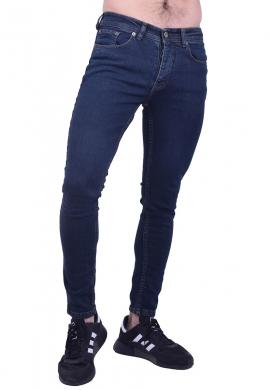 Παντελόνι τζιν slim fit μπλε