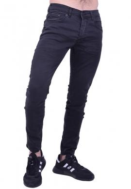 Παντελόνι τζιν σκούρο γκρι