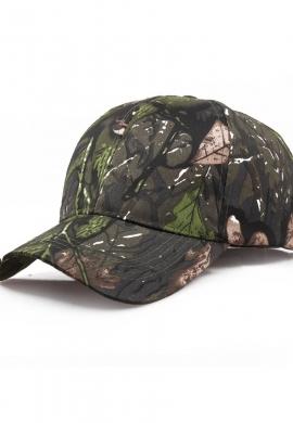 Ανδρικό καπέλο τζόκεϊ παραλλαγής χακί