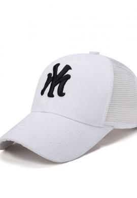 Ανδρικό καπέλο trucker λευκό