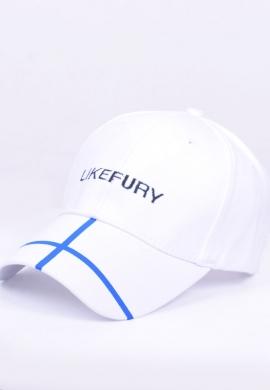 Ανδρικό καπέλο τζόκεϊ λευκό