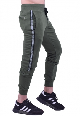 Paco & Co 213675 Παντελόνι Φόρμας Με Ρίγα Στο Πλάι