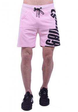 Paco & co 213657 Βερμούδα βαμβακερή ροζ