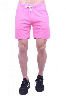 Paco & co 213656 Βερμούδα βαμβακερή ροζ