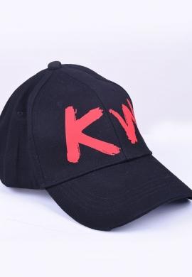 Ανδρικό καπέλο τζόκεϊ μαύρο
