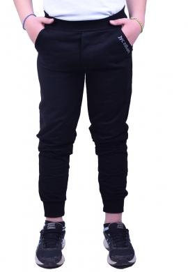 Joyce 211790 παντελόνι φόρμας μαύρο