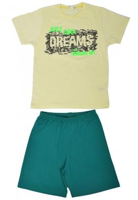 Παιδικές πιτζάμες καλοκαιρινές Dreams by joyce 212707