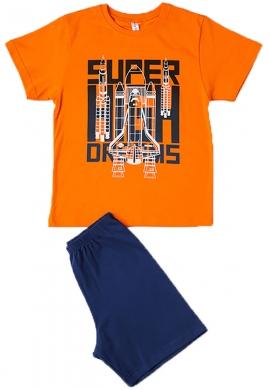 Παιδικές πιτζάμες καλοκαιρινές Dreams by joyce 212703