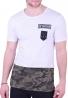 T-Shirt μακρύ σε σχέδιο παραλλαγής