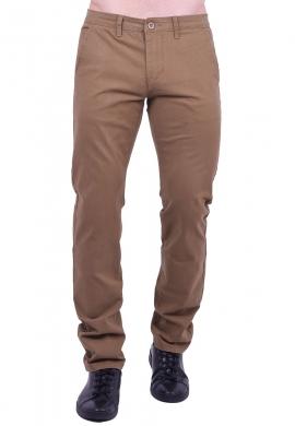 Παντελόνι υφασμάτινο chino τσέπη γκρι