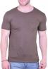 T-Shirt Με Τσεπάκι Και Τρύπες γκρι