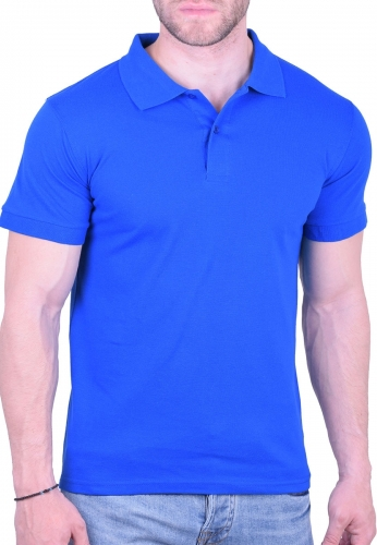 03422192fb97 Πόλο Μπλούζα μπλε ρουά - Moda4u