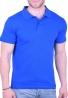 Πόλο Μπλούζα μπλε ρουά